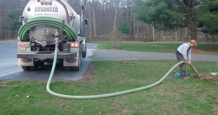 A Guide To Septic Tank Cleaning & Replacement