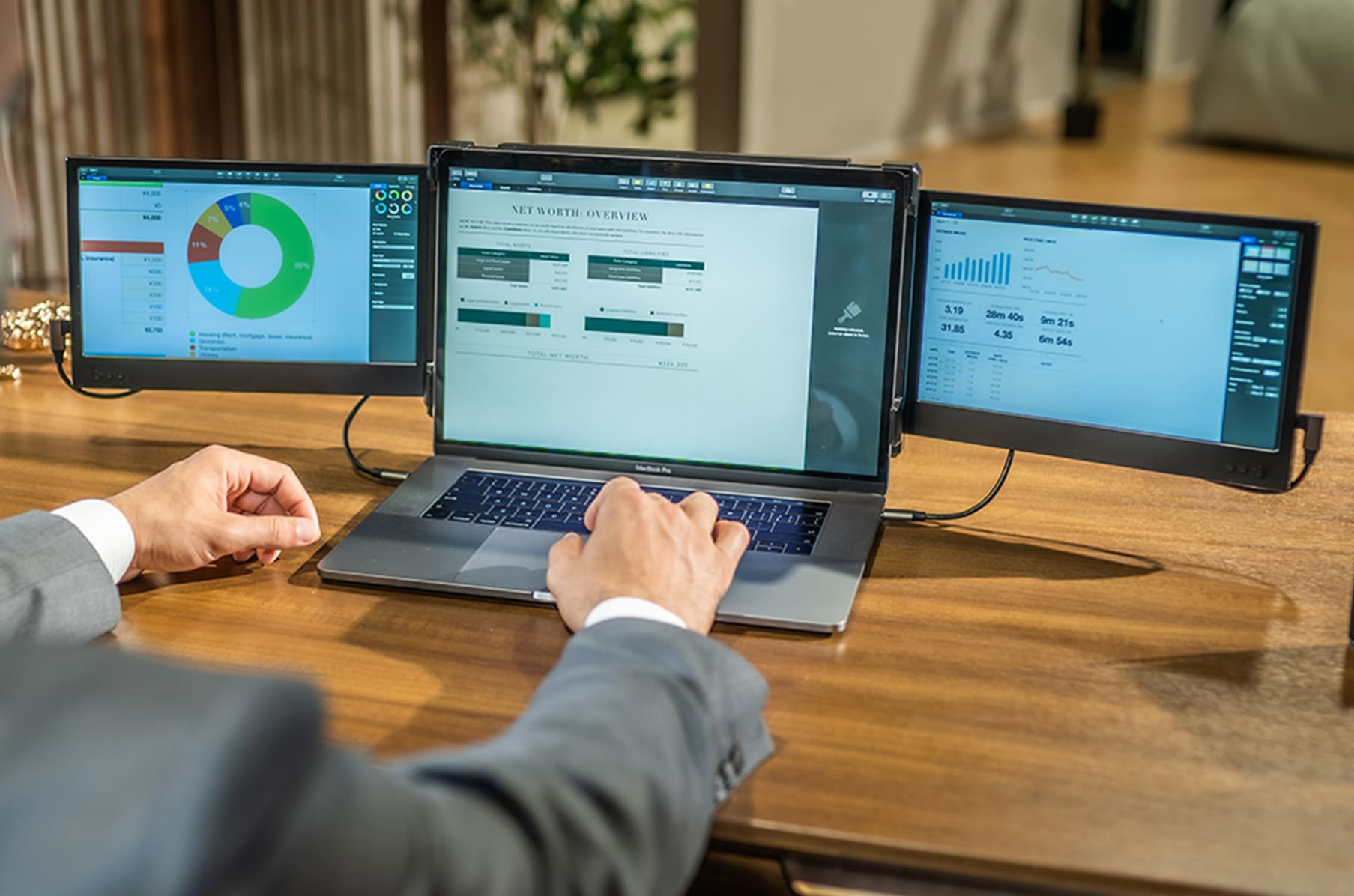 Exactly how to Set Up a Mobile External Monitor for Your Laptop