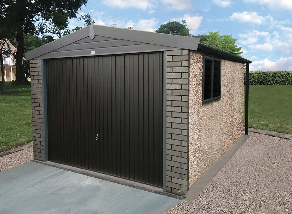 Fall In Love With Concrete Garages Inverness